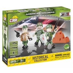 """Figurky """"Americká armáda"""""""