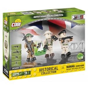 "Figurky ""Britská armáda"""
