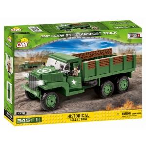 GMC Transport Truck