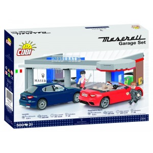 Maserati Garage Set