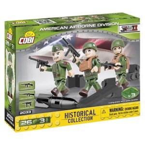 """Figurky """"Americká letecká divize"""""""