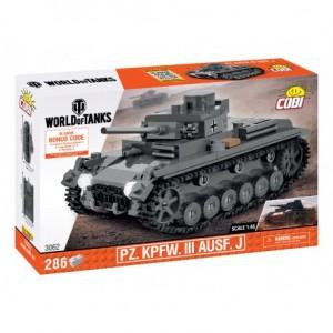 WOT Panzer III Ausf. J, 1:48