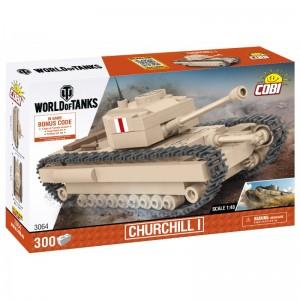 WOT Churchill I, 1:48