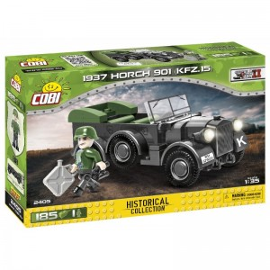 Horch 901, 1:35