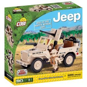 Jeep North Afrika 1943