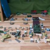 Útok Rudé armády na německé postavení 1943