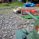 T-34 85 VS PANZER III